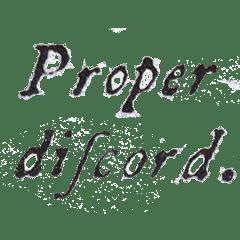 Business School Dropout | Proper Discord