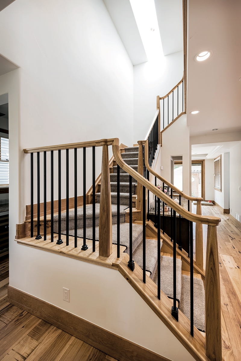 Beautiful Hazard Pro Remodeler | Exterior Stairs To Second Floor | Commercial Exterior | Design | Two Story | Covered | Patio