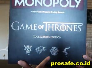 Jual Monopoly Game of Thrones