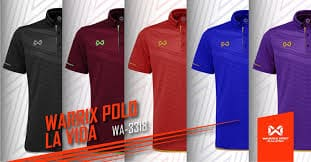 WARRIX Brand Jersey Official Timnas Indonesia