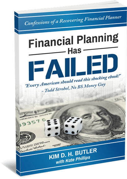 Financial Planning Has Failed Ebook