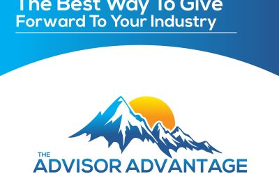 The Best Way To Give Forward To Your Industry – Episode 160