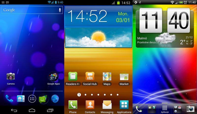 Android жұмыс үстелі