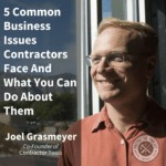 contractor podcast featuring founder of contractor tools