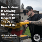 contractor podcast with andrew mueller