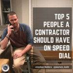 contractor podcast article by Jonathan Walters