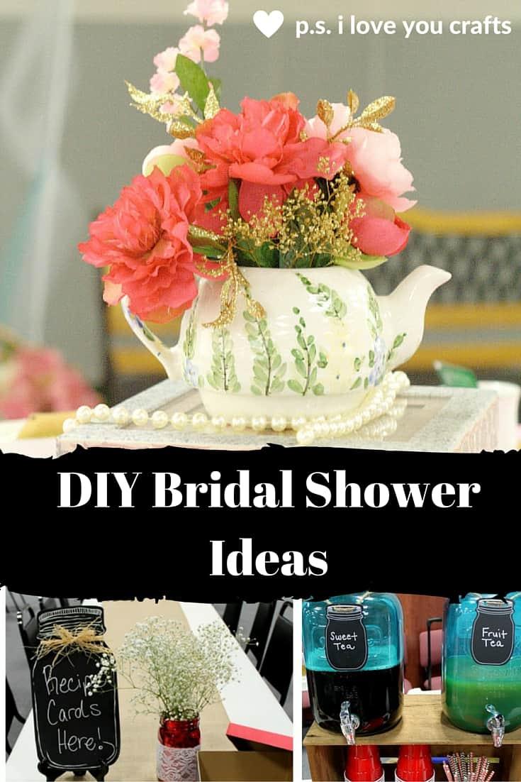 Bridal Shower Invitations Cricut