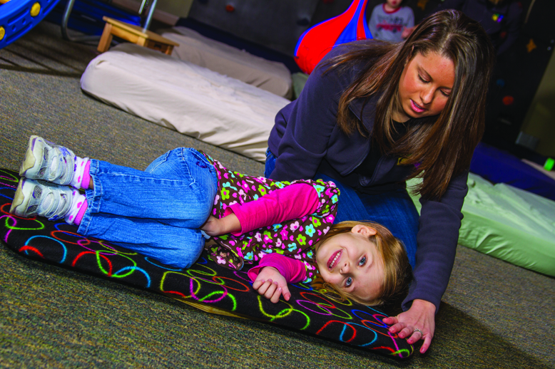 Occupational Therapy Children With Special Needs In