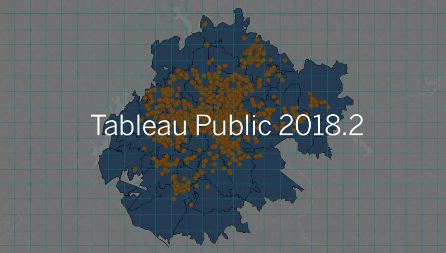 Blog   Tableau Public Make your dashboards even more beautiful with Tableau Public 2018 2