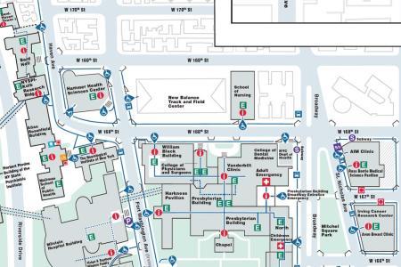 Lac Usc Map. Usc Parking Map, Usc Health Sciences Map, Usc Area Map ...