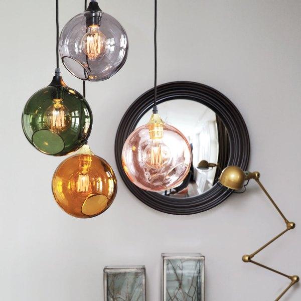 designer pendant light # 52