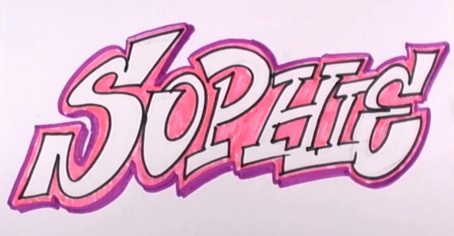 Josh in graffiti letters cool altavistaventures Images