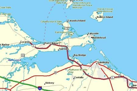 Lake Erie Map Full HD MAPS Locations Another World Pices - Lake erie topographic map