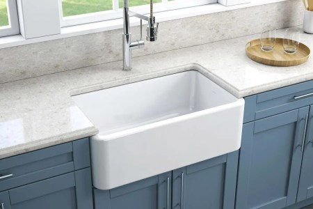 Fireclay Sinks  Everything You Need to Know   QualityBath com Discover Fireclay Sinks  Everything You Need to Know
