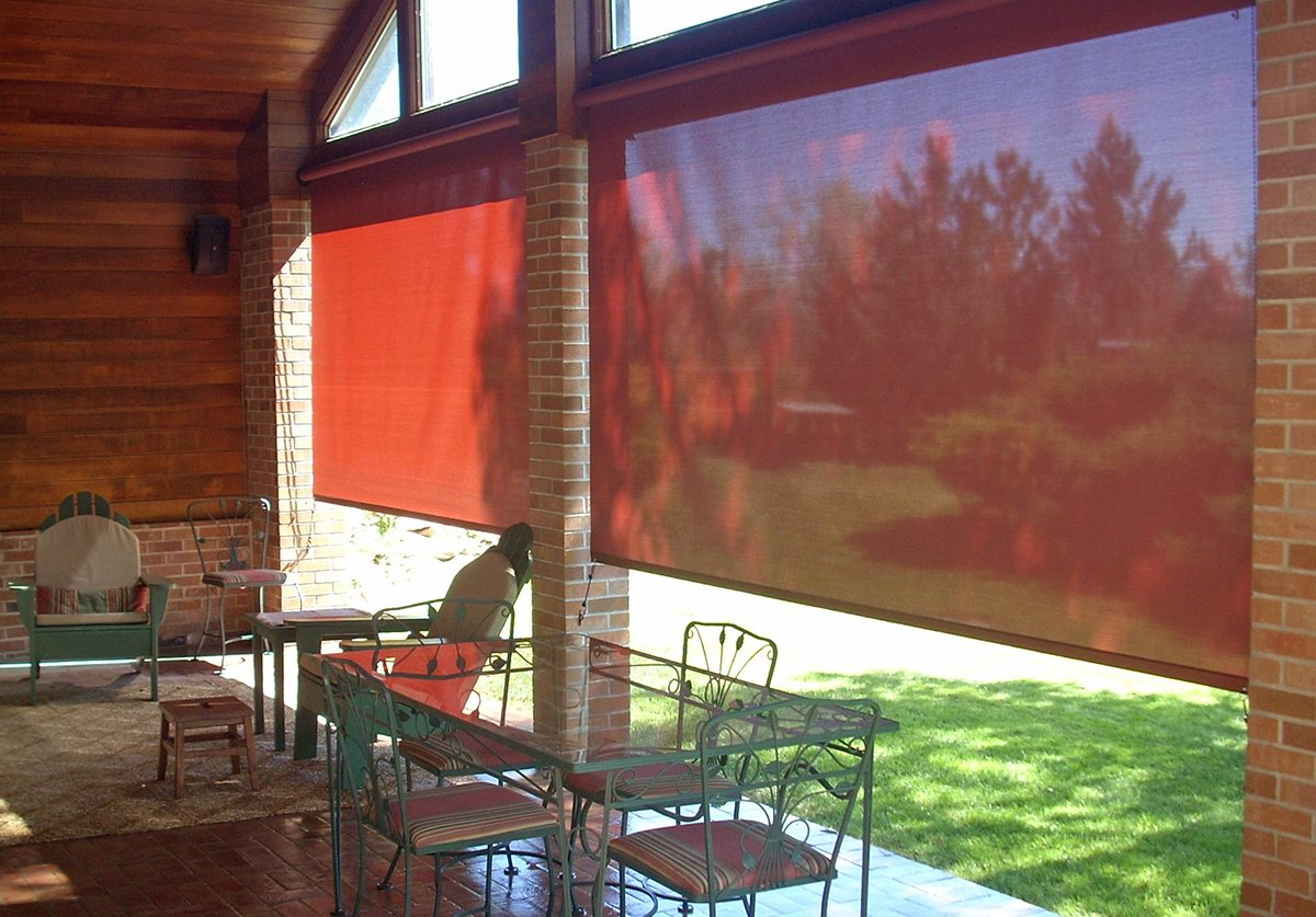 Insolroll Oasis 2600 Patio Sun Shades Innovative Openings