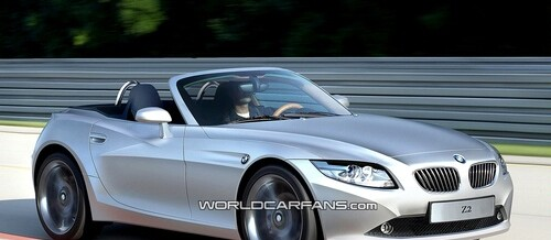 "BMW to introduce new ""Z2"" roadster in 2016"