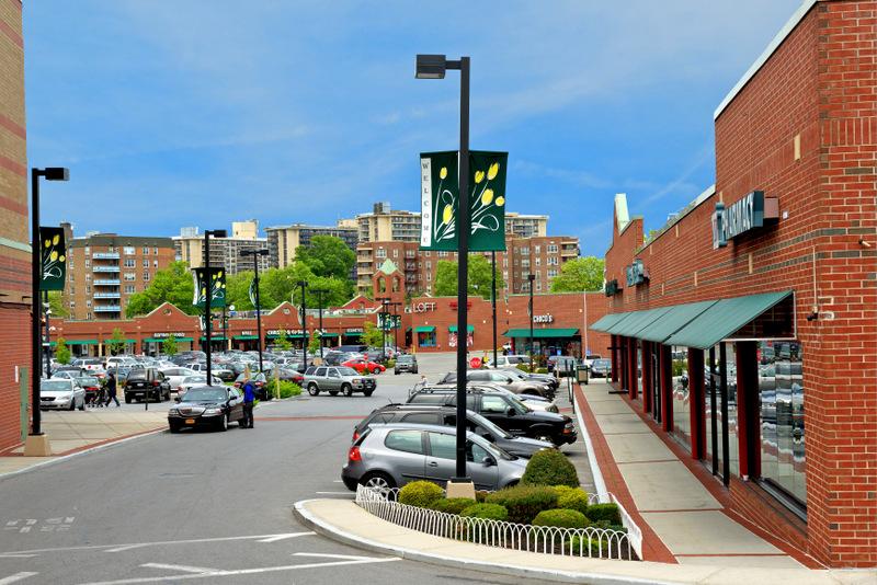 North Hills Village Mall