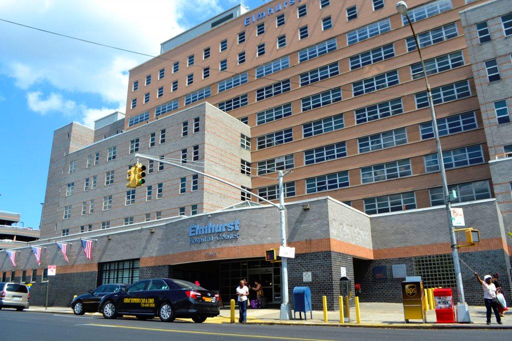 New York Hospital Queens Fresh Meadows