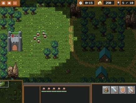 What are some of the best browser RTS games    Quora Littlewargame is a Real Time Strategy game running on HTML5  so most  browsers can open and play the game reasonably well