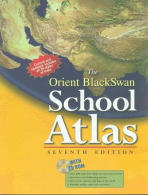 Atlas map Which is the best atlas book for preparation of upsc Quora