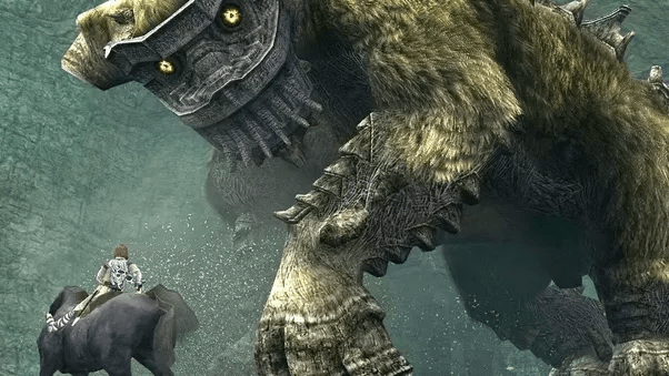 What are your favorite video game monsters    Quora The colossi from Shadow of the Colossus  They are beautifully sympathetic   emotionless creatures
