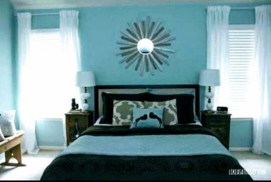 Which colored curtains go with light blue walls    Quora Which colored curtains go with light blue walls