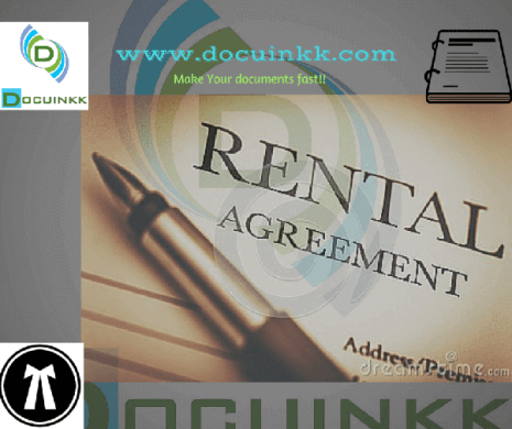 Is it possible to make and register rental agreements online in     One of the best professional service is Docuinkk  Make our documents  fast    Online Registered Rent Agreement  Checkout its services  Call   7083664767