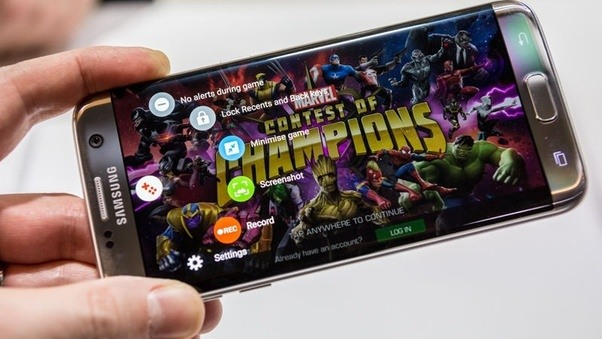 What is the best phone for gaming    Quora The Samsung Galaxy S7 Edge is one of the most powerful smartphones for game  on the market  Packing the latest Snapdragon 820 processor  the Adreno 530  GPU