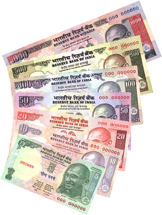 What does a india rupee look like? - Quora