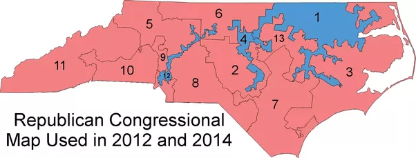 What is gerrymandering in the US, and what is an example ...