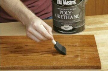 Can We Apply Varnish After Sanding Instead Of Paint Or