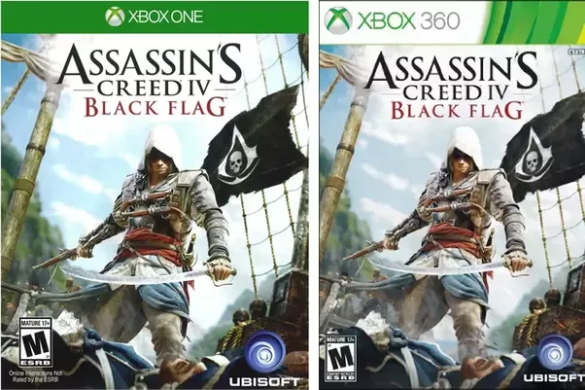Do games that release on Xbox One also release for Xbox 360    Quora IE  Assassin s Creed IV has a separate release for both Xbox One and Xbox  360