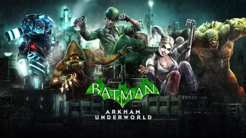 What is the order of the Batman  Arkham games    Quora A mobile game where you get to play as the villains of the Arkham games