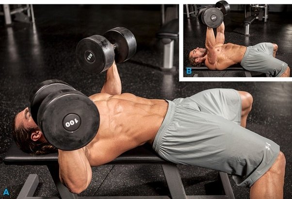 How To Have Upper Middle And Lower Chest Workouts With