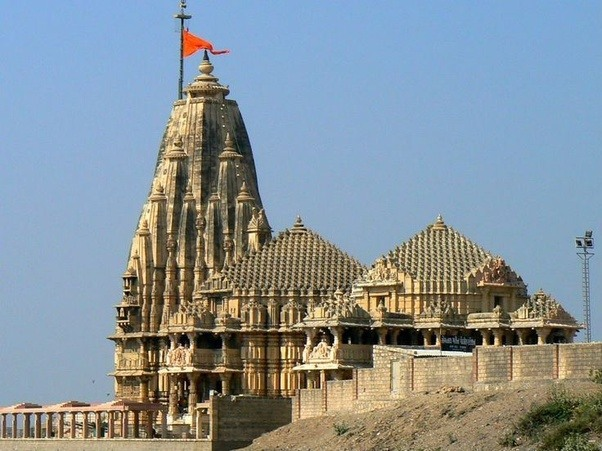Can anybody help me with the best places to visit in Gujarat    Quora As Somnath is located near the shore of Arabian Sea  the visit becomes more  mollifying and freshening