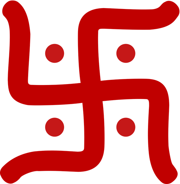 What is the difference between the Indian swastika sign ...
