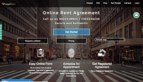 Pune  How can an NRI make a rental agreement    Quora fill in details of Rent agreement like