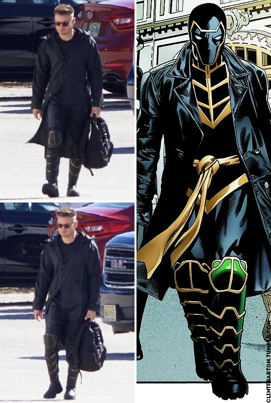 Why is Hawkeye not in the Avengers: Infinity War (2018 ...
