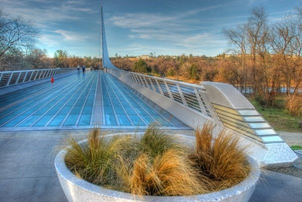 What are the best places to visit on a road trip from Seattle to San     Redding  Good place for an overnight stay  The Sundial bridge and the  Turtle Bay are cool spots to hang out