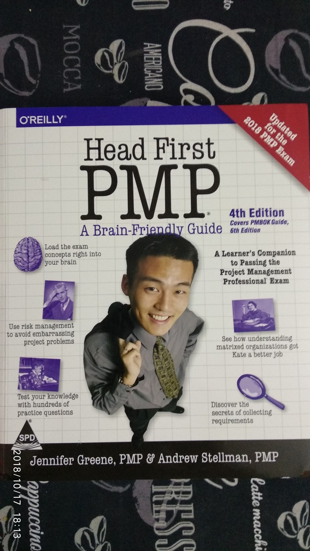 """What is the latest edition of """"head first PMP"""" book? - Quora"""