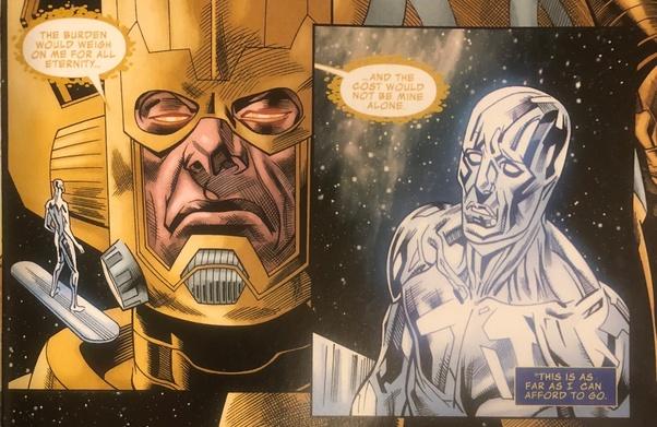 Do You Prefer The Classic Or Lifebringer Galactus Quora