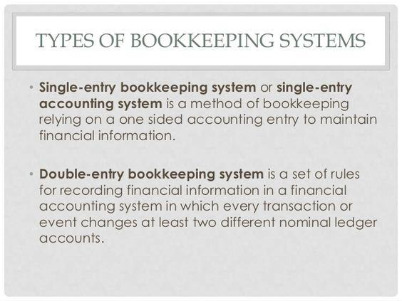 What Are The Principles Of Bookkeeping Quora