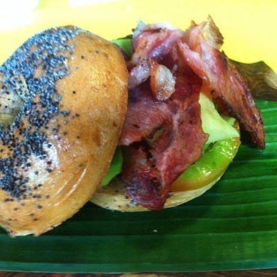 8 Places to Find Bagels in Bali
