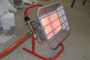 Canul de căldură cu gaz cu mâinile lor - cel mai economic mod de încălzire
