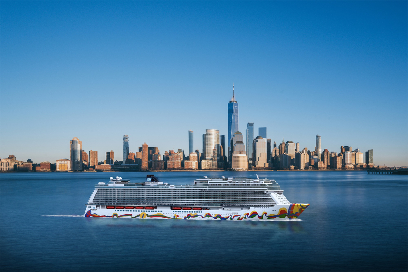 Norwegian Cruise Line Opens Summer 2020 Itineraries For