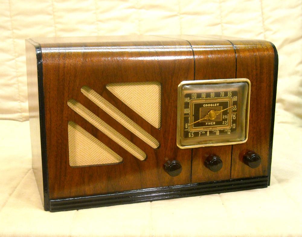 Magnet Radio Zenith 1941 Wave