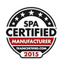 Quality Spas Spa Certified