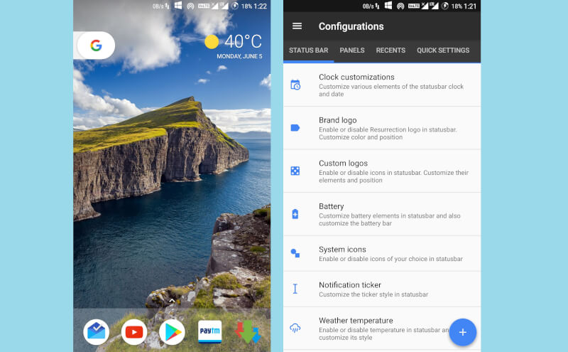 Custom Android 10 ROM