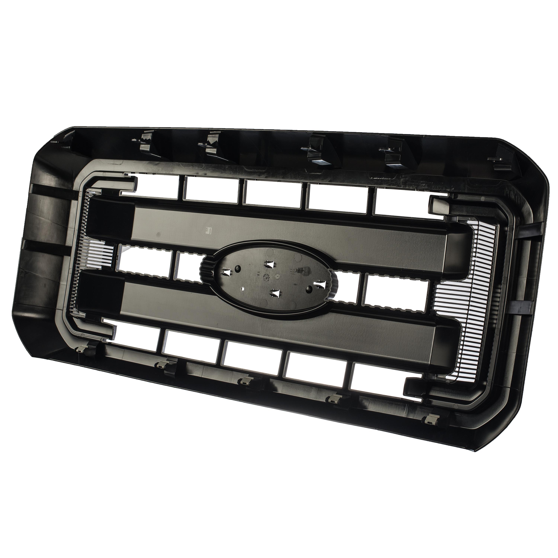 F350 Black Grill 2012 Ford