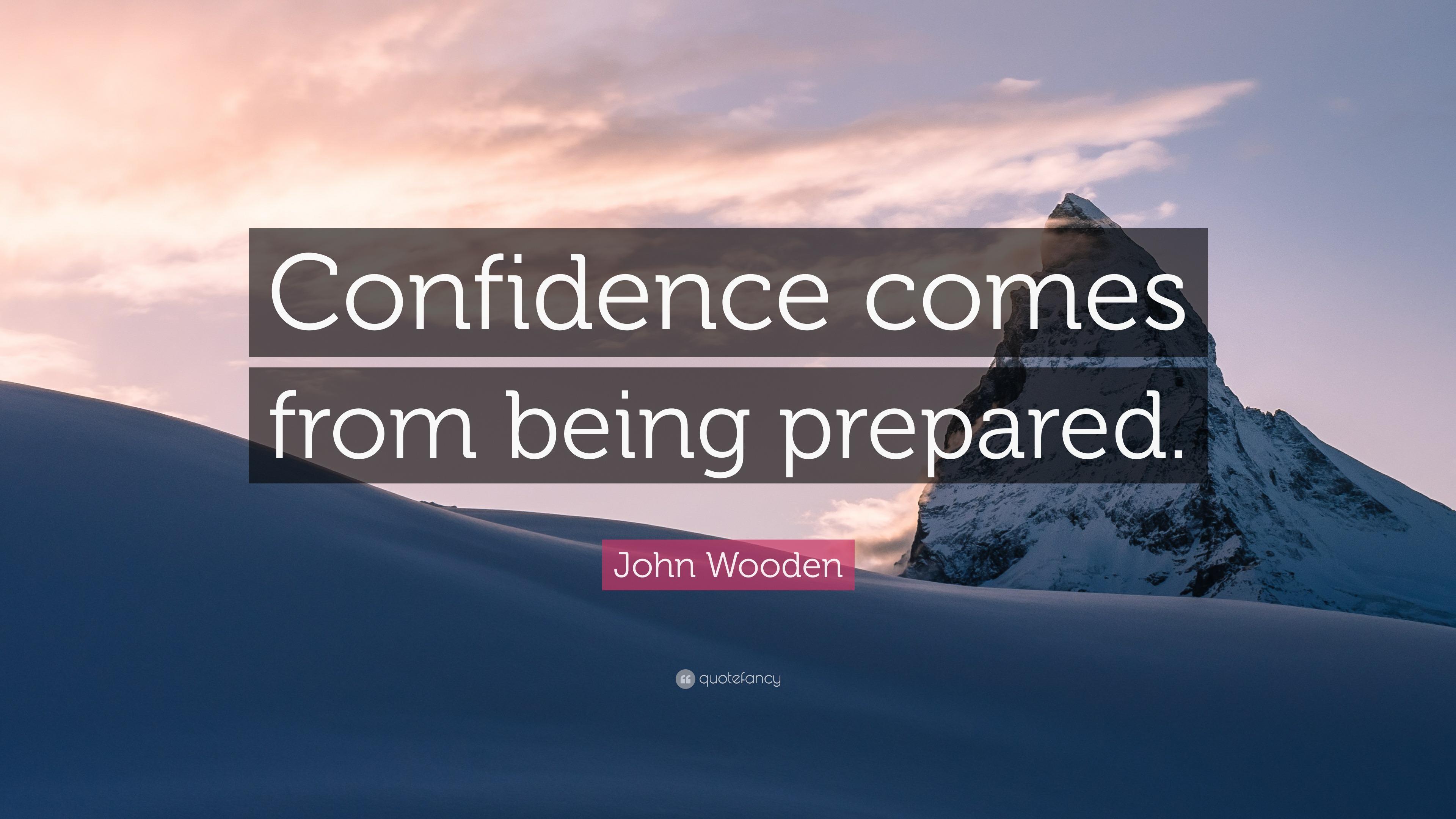 John Success Quotes Wooden